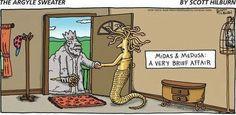 Midas and Medusa