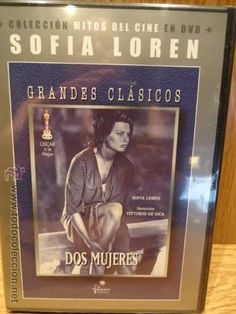 DOS MUJERES. SOFÍA LOREN / JEAN PAUL BELMONDO. DVD - PRECINTADO.
