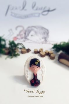 Handmade by Pearl Leung Polymer Clay