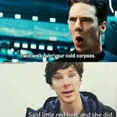 Benedict!!!