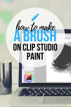 Complete guide on how to create your own custom brush in clip studio paint. Learn how you can customize your artwork with your own brushes step by step! Clip Studio Paint Brushes, Painting Studio, Digital Art Software, Drawing Tutorials For Beginners, Art Tutorials, Affinity Designer, Computer Art, Drawing Tips, Drawing Reference