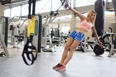 Niemand kann Dir garantieren dass Du ein Ziel in einer bestimmen Zeit erreichst. Aber Du wirst garantiert nie ein Ziel erreichen das Du Dir nie gesetzt hast. - David McNally @juliettejolie_ #fitness #gym #TRX #EMS #training #never #give #up #lifestyle #health #workout #leutkirch by befit_leutkirch