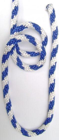 Double Bowline Knot - Step 1