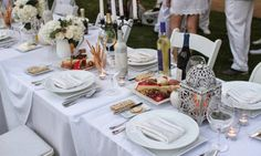 Diner En Blanc | Kirbie's Cravings | A San Diego food & travel blog
