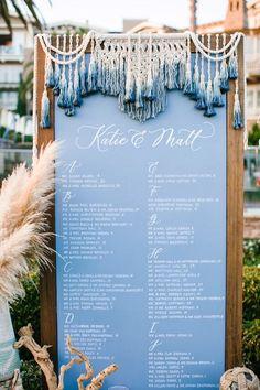 Ideas For Diy Wedding Seating Plan Card Displays Marie's Wedding, Wedding Signs, Wedding Cards, Trendy Wedding, Wedding Blue, Wedding Favors, Wedding Ideas, Nautical Wedding, Wedding Beach