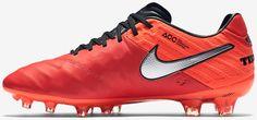 Red Next-Gen Nike Tiempo Legend 6 2016 Boots Released - Footy ...