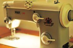 Vintage Pfaff Sewing Machine
