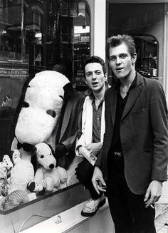 The Clash, by Virginia Turbett, 1979