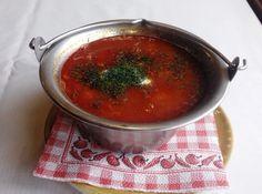 Gulyás, ahogy mi szeretjük Goulash, Palak Paneer, Stew, Meat, Ethnic Recipes, Food, Essen, Meals, Yemek
