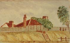 croydon canal c.1816