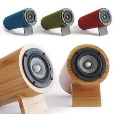Well Rounded Sound Speakers  質感和簡約