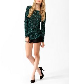 Wool-Blend Sweater Tunic | FOREVER 21 - 2025101585