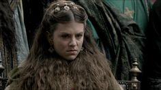 Princess GislaPlayed by Morgane Polanski is not amused.