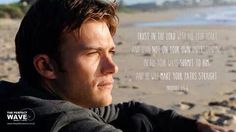 Scott Eastwood the perfect wave movie.