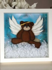 Sweet Tear Bears: Sweet Angel Bear.