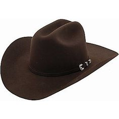 0e192496975c6 Palm Leaf Cowboy Hats. See more. Stetson 4X Skyline Chocolate Felt Cowboy  Hat The One! Western Hat Styles
