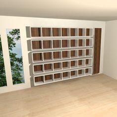Afbeeldingsresultaat voor kast boeken