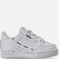 Girls' Toddler adidas Continental 80 Casual Shoes Nike Shox For Women, Nike Women, Toddler Adidas, End Of Season Sale, Finish Line, Adidas Stan Smith, Smooth Leather, Adidas Originals, Toddler Girl