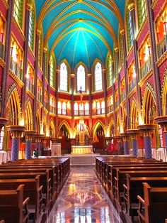 Brazil Travel, Church Architecture, Altars, Kirchen, Beautiful Places, Road Trip, To Go, Wanderlust, Journey