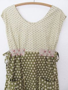 Pinned for the details: beautifully made dottie angel original frock ...