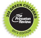 UNH is the Princeton Review Green Schools list