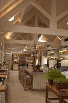 The Cookery School at Daylesford, set in the heart of the Cotswolds