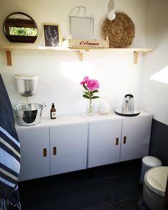 Ivar Toilette Boho Style