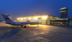 《우리 민족끼리》 - 선군시대의 기념비적창조물로 웅장화려하게 일떠선 평양국제비행장 항공역사