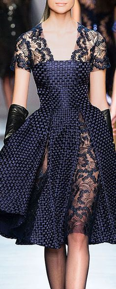Georges Chakra Couture Fall 2014