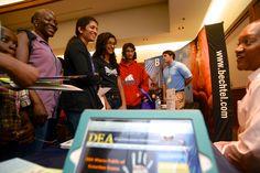 U.S. Drug Enforcement Administration (DEA) - Community Career Role Models