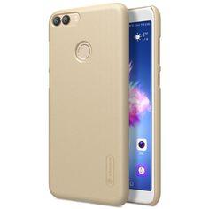 Coque Huawei P Smart Nillkin Rigide Givrée - Or