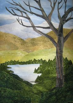 Landscape Quilting Patterns for Beginners - WOW.com - Image Results