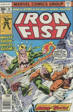 Iron Fist Vol 1 First Appearance of Sabertooth Marvel Comics, Hq Marvel, Marvel Comic Books, Comic Books Art, Comic Art, Hulk Comic, Horror Comics, Comic Book Villains, Comic Book Characters