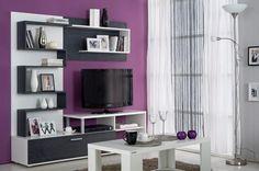 Obývací pokoj Cover Photos, Flat Screen, Bookcase, Shelves, Living Room, Type 1, Heart, Home Decor, Facebook