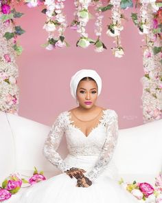 Northern brides have a reputation for making very beautiful brides and these photos by makeup artist, Jide of St.Ola are no exception to this norm. We believe that beauty should be fun, easy, and personal. The beautiful model is photographed with intricately embellished henna art on her...