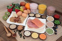 Ernährungsplan Muskelaufbau erstellen Lebensmittel