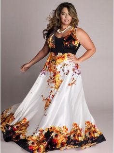 Stella Plus Size Gown - Evening Dresses by IGIGI. I will probably -NEVER- afford this dress, but omg this is stunning.