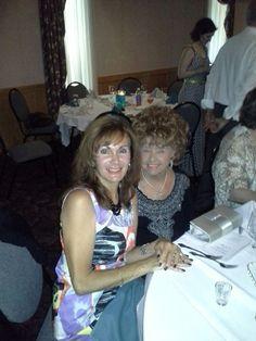 Aunt Helen and Gramma 2015