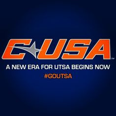 Conference USA in 2013 UTSA Football. A impact college that caught my interest