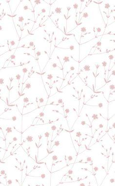 Marimekko Marimekko Illalla Wallpaper Cream/Dusty Rose - KIITOSlife - 1 Plus Wall Wallpaper, Mobile Wallpaper, Pattern Wallpaper, Wallpaper Backgrounds, Mint Wallpaper, Heart Wallpaper, Wallpaper Ideas, Disney Wallpaper, Wallpaper Quotes
