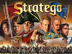 Speel Stratego nu!