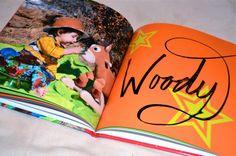 Create a Shutterfly book as a Disney Autograph book!