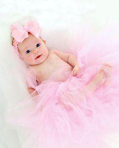 Classic Ballerina Baby Girl Tutu Skirt - 2013
