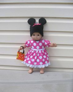 Doll Clothes for 15 Inch Bitty Baby Dolls by roseysdolltreasures, $15.95