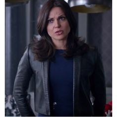 Buy Once Upon A Time Lana Parrilla Regina Mills Leather Jacket at fameleathers.com with free worldwide shipping.Once Upon A Time Jacket