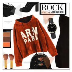 """Rock your wardrobe"" by mycherryblossom ❤ liked on Polyvore featuring MAC Cosmetics and ROSEFIELD"
