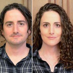 Transgender frau zu mann vorher nachher