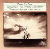 Desire for Piety: Songs From B.F. White Sacred Harp [CD]