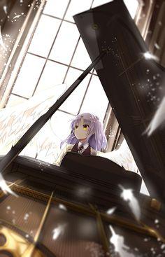 Angel Beats - Kanade Tachibana