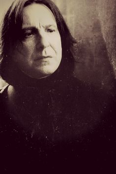No matter how old I get I will always think of Severus Snape, cry when he [spoiler] and dream that he found love in another life. I will also frequently read fanfic's where he actually does find someone to make myself feel better, hooray for denial.